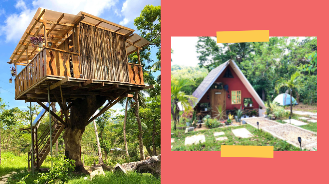Family Builds A Bahay Kubo In The Mountains (It Has An Indoor Pool!)
