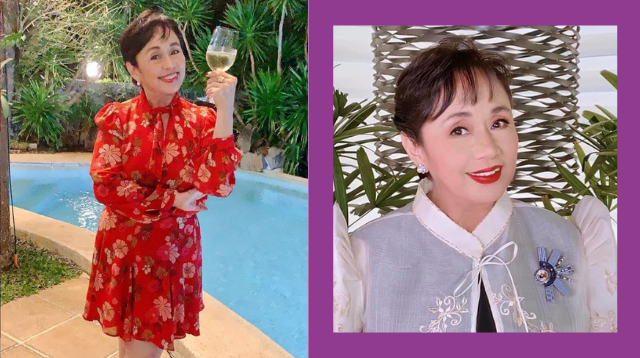 Vilma Santos Shares How She Paid Off Her Tax Debt Of P8M