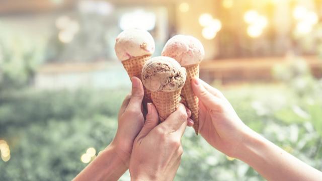 Posibleng Makaiwas Sa Pagtaba Mula Sa Ice Cream, Sabi Ng Mga Eksperto