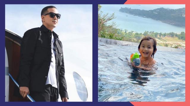 John Lloyd Cruz On Son Elias: 'Malaki Ang Papel Niya Kung Bakit Nandito Pa Ako Ngayon'