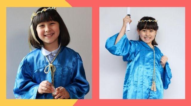 Scarlet Snow Is Now A Kindergarten Graduate! Read Her Dad's Emotional Message