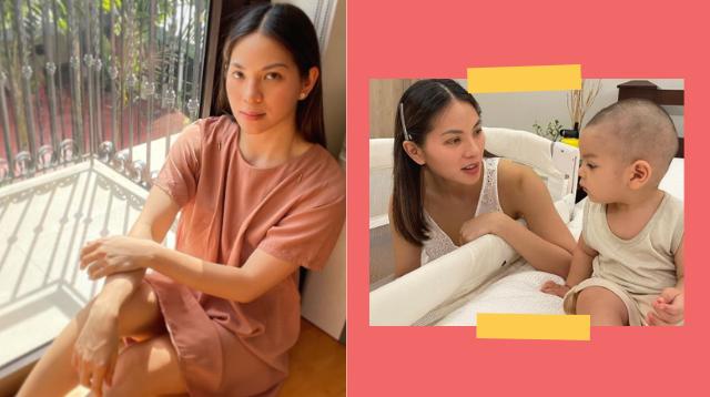 'Intense' Ang Breast Milk Supply Ni Luane Dy, 'Sprinkler' Daw Pag Nagpapadede