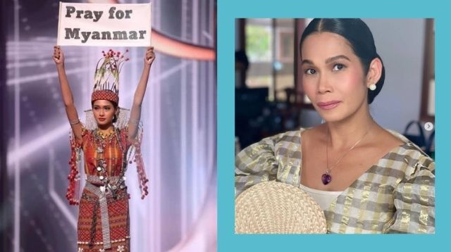 Pokwang Tells Miss Myanmar: You Are Welcome In My Home