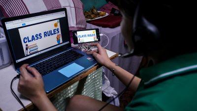 Sabi Ng CHED, Wala Nang Balikan Sa Full-Packed Face-To-Face Classrooms