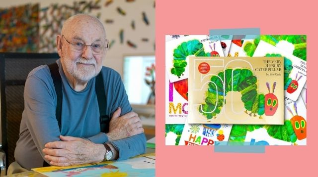 Why Eric Carle's 'The Very Hungry Caterpillar' Is Still One Of The Best Books Today
