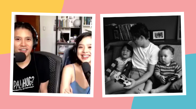 Jim Bacarro Admits 'Ang Arte Ko Talaga' During Wife Saab Magalona's First Pregnancy