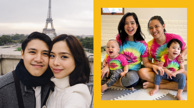 Kaaliw! We Asked Jim And Saab To Name Songs That Best Describe Their Parenting Journey