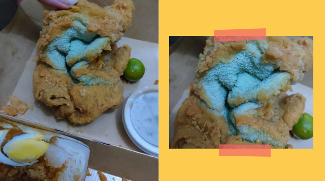 Mom Orders Chicken From Fast Food Joint And Gets Deep-Fried Towel Instead