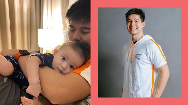 Rodjun Cruz On Being A First-time Dad During The Pandemic: 'Lahat Magagawa Mo Para Sa Anak Mo'