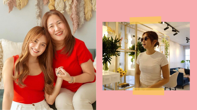 Mommy Min Gifts Daughter Kathryn Bernardo With Her 'Dream' Studio For 25th Birthday