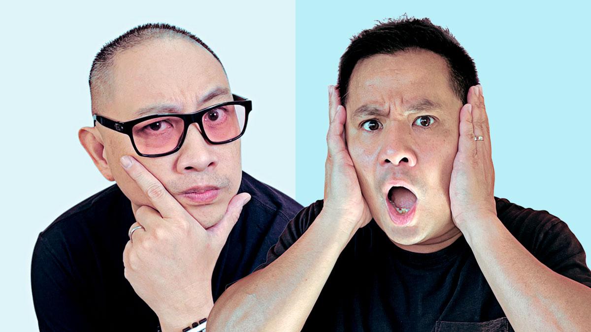 Michael V. Asks Ogie Alcasid: 'Paano Maging Tatay Sa Mga Anak Na Dalawa Ang Nanay?'