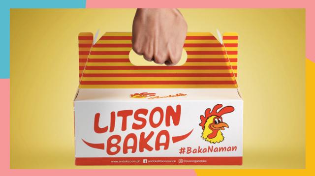 #BakaNaman Hindi Mo Pa Nasusubukan: Ways To Enjoy Andok's Litson Baka!