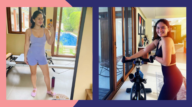 Pauleen Luna Tells Netizen She Doesn't Exercise To Get Her Husband's Attention