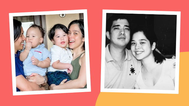 What Saab Magalona Learned From Dad Francis M: 'Just Make Your Kids Laugh'