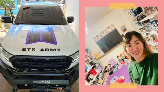 This Mom Spent Around 2.2 Million On BTS-Inspired Items With Hubby's Full Support