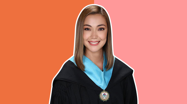 'After 4 Long Years,' Jodi Sta. Maria Graduates From College: 'It's Never Too Late'