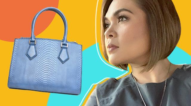 Why Judy Ann Santos Avoids Luxury Bags: 'Pwede Naman Ako Sa Bayong!'