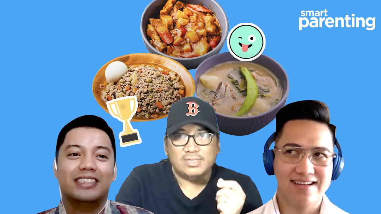 WATCH! #GroceryChallenge With Daddy! Champion Sa Kusina Ang Mga Tatay Na Ito
