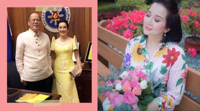 Thankful Si Kris Aquino Na Nagkaayos Din Sila Ni PNoy: 'We Made Our Peace'
