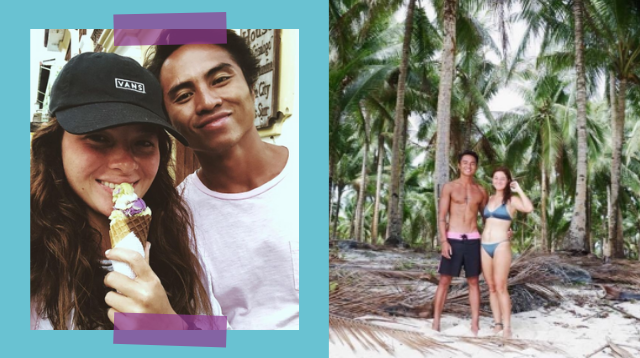 Andi Eigenmann And Philmar Alipayo Celebrate 'A Relationship Built By Dreams'