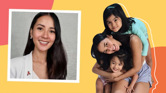 Bianca Gonzalez 'Used To Be Hard' On Herself When Her Kids Won't Eat