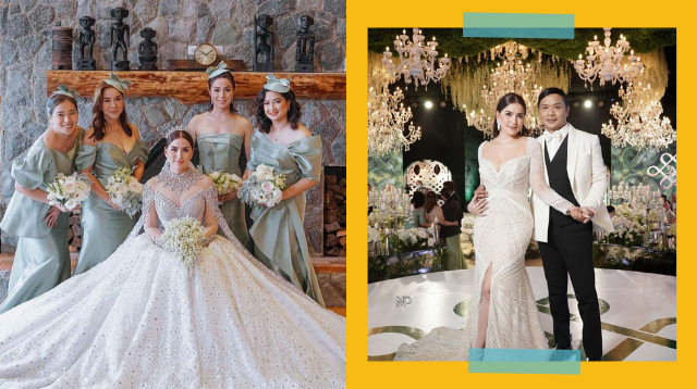 Ara Mina And Dave Almarinez Are Married! 'I Can't Wait To Have Our Own Child'