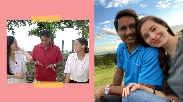 Richard Gomez And Lucy Torres Share Probinsiya Life: 'Simple Lang, Masaya Lang'