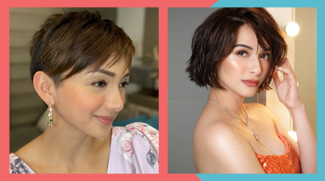 Wash And Wear! These Celebrity Moms Are Rocking Their Short Hair
