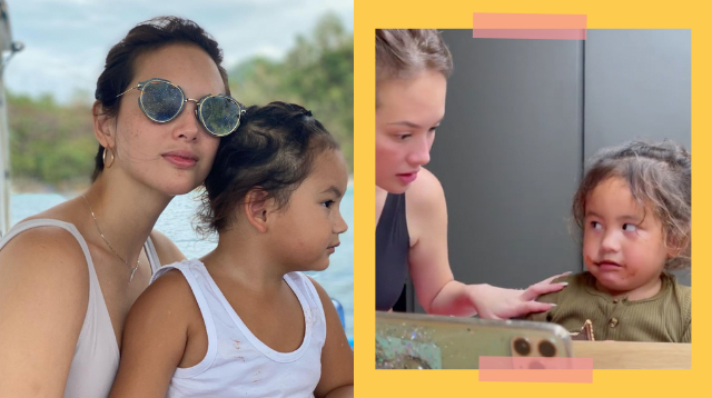 Moms Can Relate! Ellen Adarna's Son Elias Gives Her The Most Adorable Side Eye