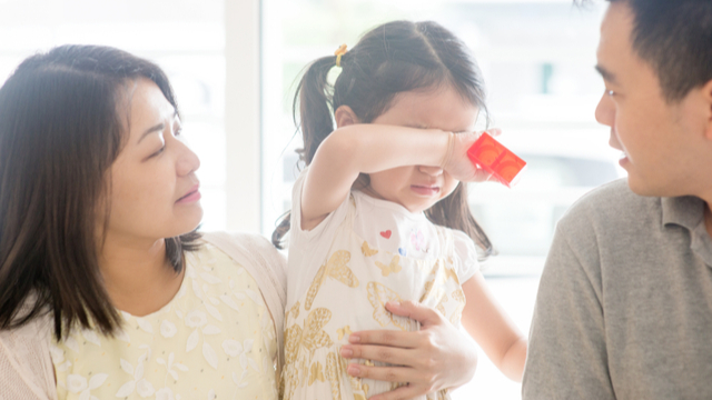 'Let's Put A Name To Your Feeling': Phrases To Help Your Child's Emotional Development