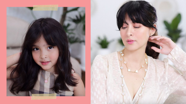 Twinning Goals! Check Out Marian Rivera and Zia Dantes' Gorgeous Matching Hairstyles