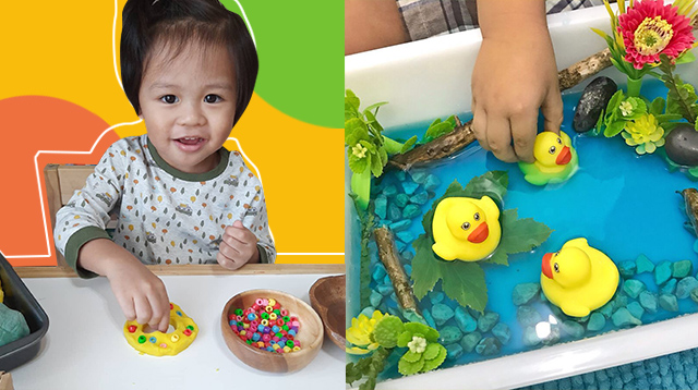 5 Indoor Activities For Toddlers The Next Time They Say 'I'm Bored!'