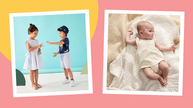 Where To Shop For Comfy, Stylish Babywear Online From Newborn To Toddler