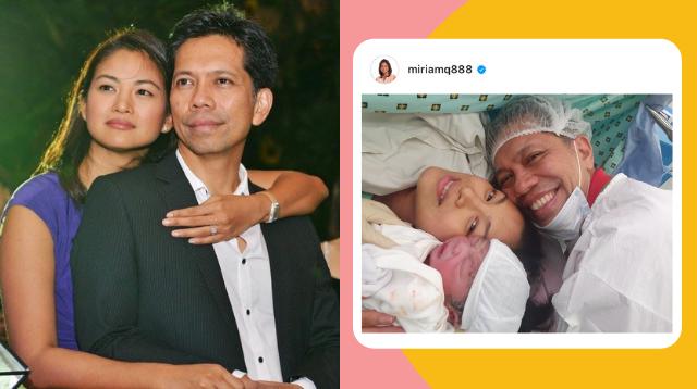New Mom At 46! Miriam Quiambao Gives Birth To Second Child Ezekiel Isaiah