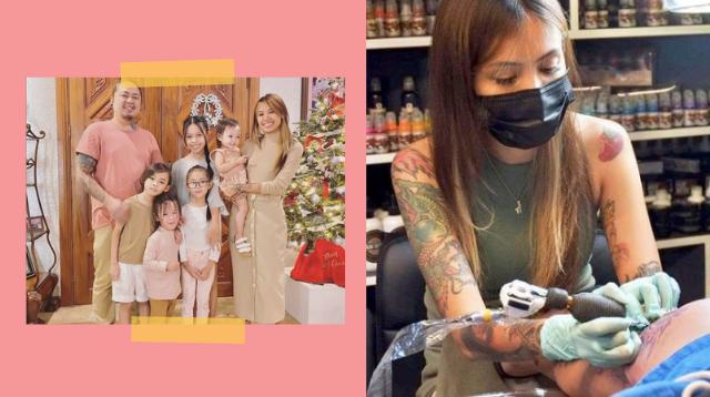 WATCH: Kumikita Ng P500,000 Kada Buwan Si Mommy Sa Tattoo, Halaman, At Pre-loved Items