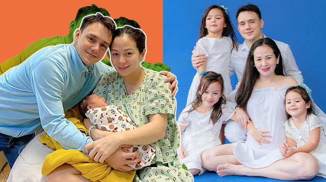 After Three Daughters, Nikka Garcia Gives Birth To A Baby Boy!