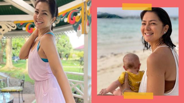 Nadukutan Si Alice Dixson Ng Cellphone, Tangay Ang First Photos Ng Baby Niya