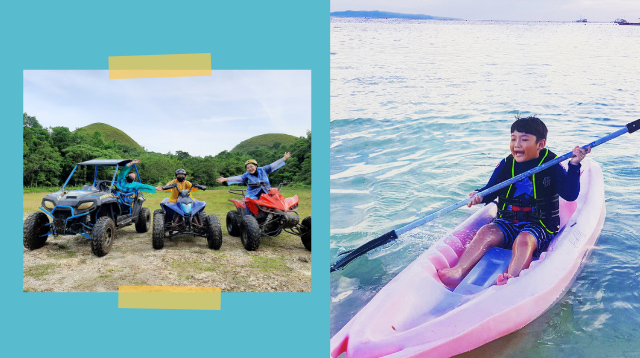 Enjoy The Beach And Outdoor Adventures! Mom Shares How To Tour Bohol Safely With Kids