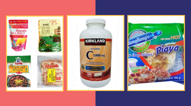 Look! Several Familiar Brands Pop Up On FDA's Most Recent Public Advisory