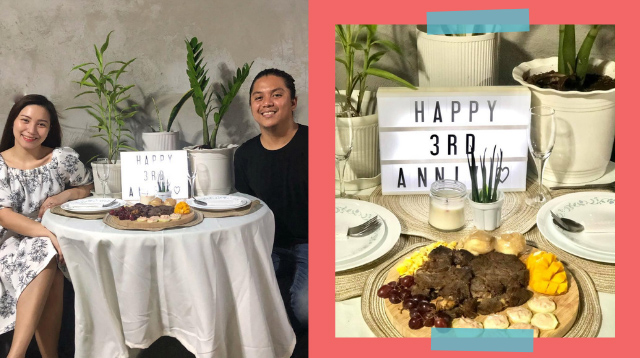 Mom Shares Budget Pero Fancy Dinner Date With Hubby For Just P590!