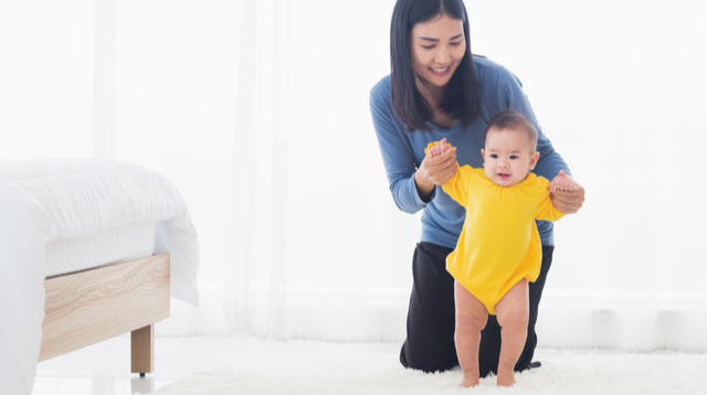 You Got This! How To Nurture Your Baby's Motor Skills From Infancy