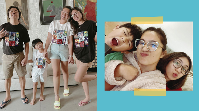 Dimples Romana Says She's A Chill Mom, But 'Both Kids Know I Do Not Like To Repeat Myself'