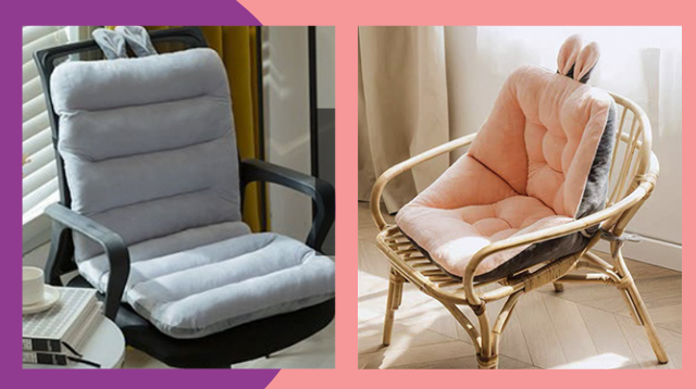 These Cute And Comfy Office Chair Cushions Cost Less Than P1,000