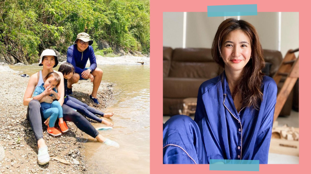 Rica Peralejo's Message For Tired Moms: 'We Need To Find Pockets Of Rest'