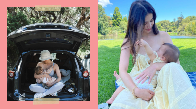Anne Curtis Says 'Gentle Wean' Helps Her To Have Less Hormonal Shifting