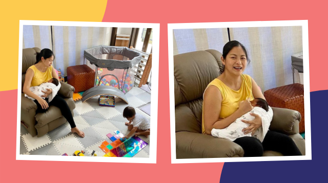 Miriam Quiambao Had To Wean Elijah While Pregnant With Ziki: How She Did It