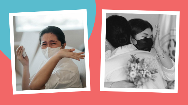 Newlywed Angel Locsin Teases Best Friend Dimples Romana: 'Excuse Me, Are You The Mother?'