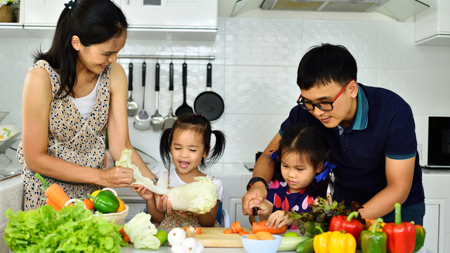 Healthy Food For Kids: What To Serve For Meals And Snacks