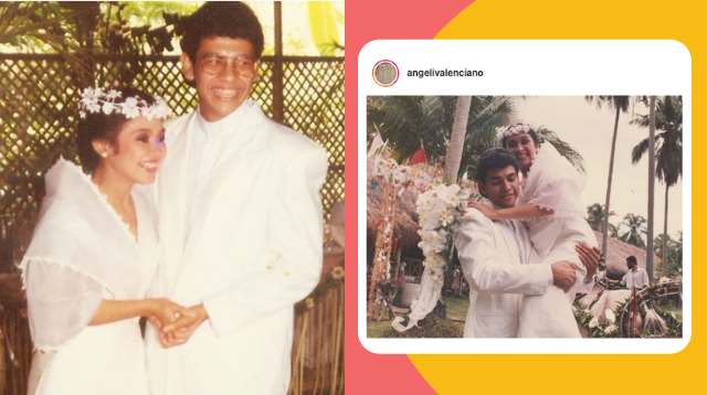Angeli Pangilinan Looks Back At Wedding To Gary Valenciano: 'Against All Odds'