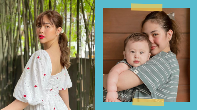 Janella Salvador Says Motherhood Doesn't Stop Her To Do Anything: 'I Still Act And Sing'